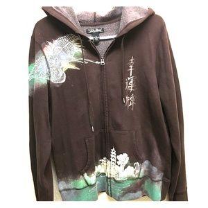 Lucky Brand sweatsuit